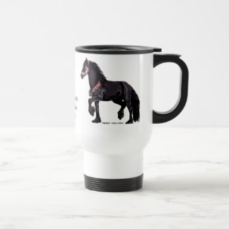 Customizable Friesian Mugs