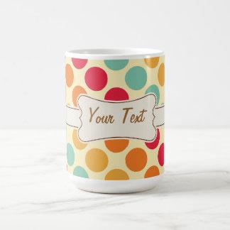 customizable! FUN With LABELS Coffee Mug