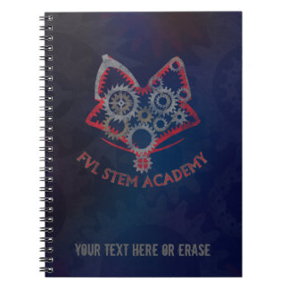 Customizable FVL STEM Notebook