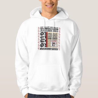 Customizable FVL Winterfest Americana 2012 Hoodie