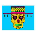 Customizable Gaucho Sugar Skull
