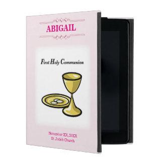 Customizable, Girl Communion Body and BlooD iPad Case