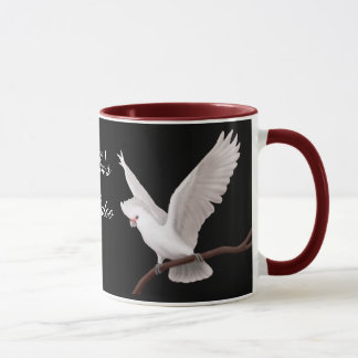 Customizable Goffin's Cockatoo Mug