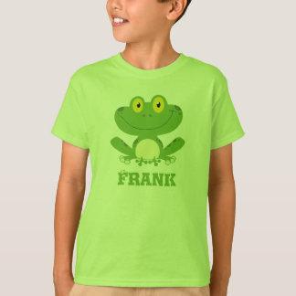 Customizable Green T-Shirt