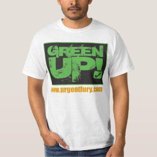 Customizable Green UP T Shirt
