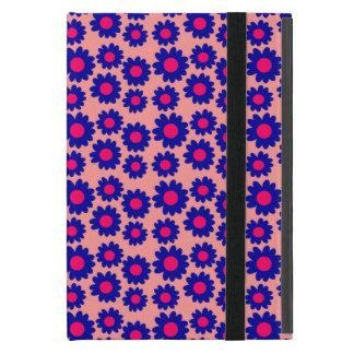 Customizable Groovy Flowers Cover For iPad Mini