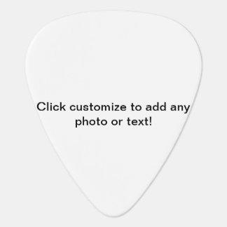Customizable Guitar Pick