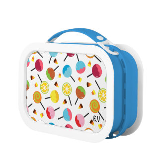 Customizable Halloween - Candy Candy Candy Lunch Box