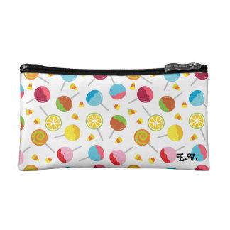 Customizable Halloween - Candy Candy Candy Makeup Bag