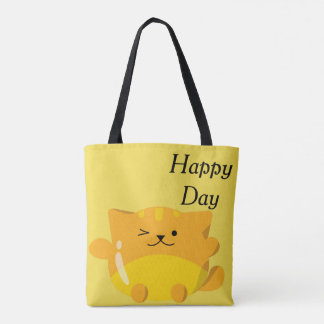 Customizable Halloween - Cute Mochi Friends Tote Bag