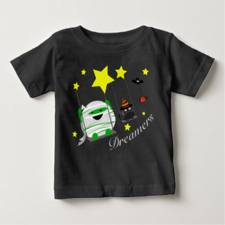 Customizable Halloween - Dreamy Halloween Baby T-Shirt