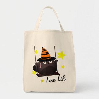 Customizable Halloween - Dreamy Halloween Tote Bag