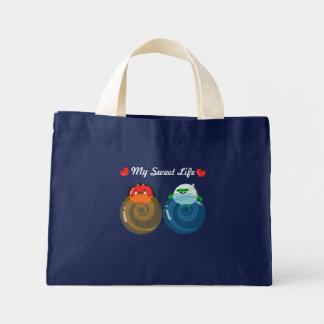 Customizable Halloween - Mochi Candy Lovers Mini Tote Bag