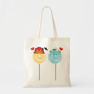 Customizable Halloween - Mochi Candy Lovers Tote Bag
