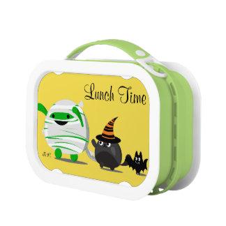 Customizable Halloween - Mochi Mummy Leader Lunch Box
