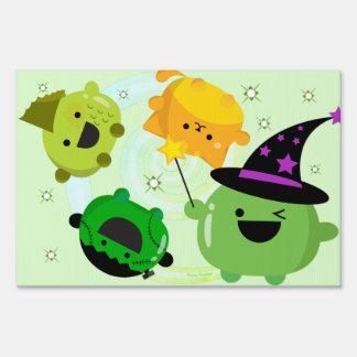Customizable Halloween - Mochi Witch Hocus Pocus Sign