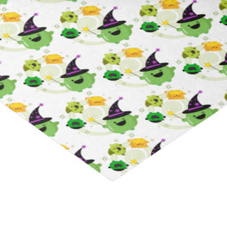Customizable Halloween - Mochi Witch Hocus Pocus Tissue Paper