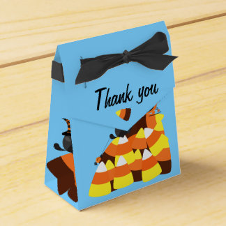 Customizable Halloween - Pirate Courage Favor Box