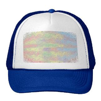 Customizable Hazy Color Splash hat / cap