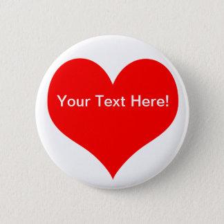 Customizable Heart Button