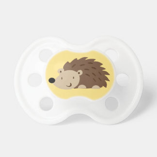 Customizable Hedgehog Pacifier