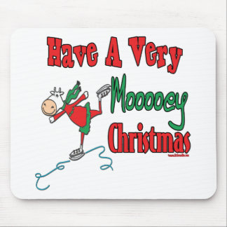 Customizable Holiday Fun Stuff Mouse Pad
