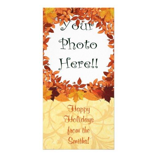 Customizable Holiday Photo card!