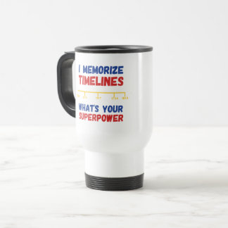 CUSTOMIZABLE Homeschool Superhero Travel Mug
