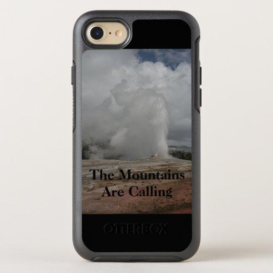Customizable iPhone 7 Otterbox Case