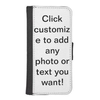 customizable iPhone SE/5/5s wallet case