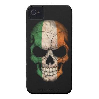 Customizable Irish Flag Skull Case-Mate iPhone 4 Cases