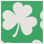 Customizable Irish Shamrock Fabric