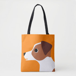 Customizable JACK RUSSELL TERRIER Tote Bag