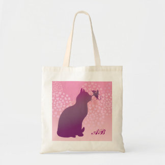 Customizable: Kitty and fairy mouse Bags