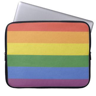 Customizable Laptop Sleeve rainbow