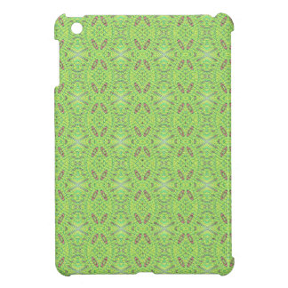 Customizable Light Lime Green Background iPad Mini Cover