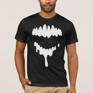 Customizable Lost Zombies Teeth T-Shirt