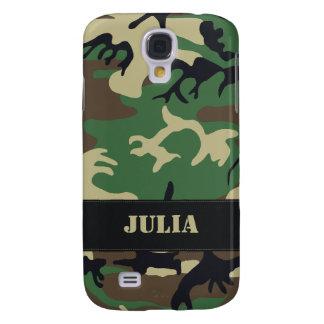 Customizable Military Camo Samsung Galaxy S4 Cases