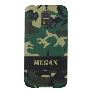 Customizable Military Camo Galaxy S5 Covers