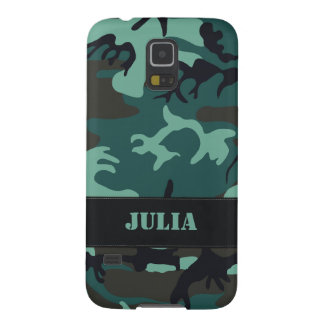 Customizable Military Camo Galaxy S5 Cover