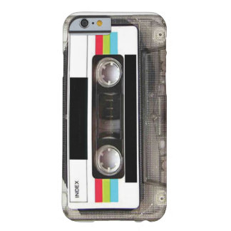 Customizable Mix Tape Barely There iPhone 6 Case