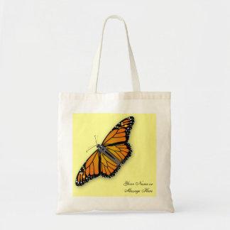 Customizable Monarch Tote Bag
