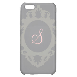 Customizable Monogram i Case For iPhone 5C