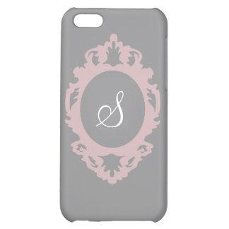 Customizable Monogram i iPhone 5C Cases