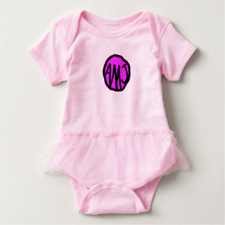 Customizable Monogrammed Baby Outfit Baby Bodysuit
