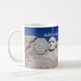 Customizable Mount Rushmore National Memorial… Coffee Mug