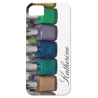 Customizable Nail Polish iPhone 5 Cover