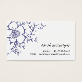 Customizable Networking / Calling Cards