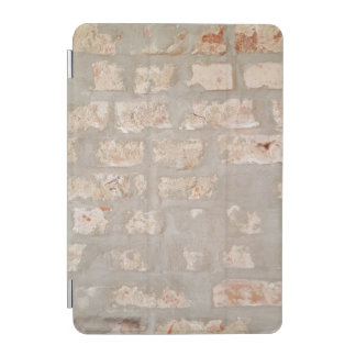 Customizable Neutral Tone Brick Concrete Wall Case iPad Mini Cover