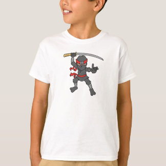 Customizable Ninja Design T-Shirt